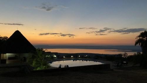 Akagera National Park, boat rides, Rwanda savannah park