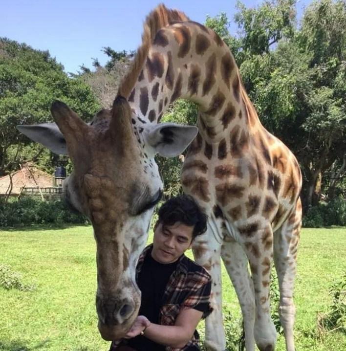 Behind the Scenes tour-UWEC Entebbe Zoo