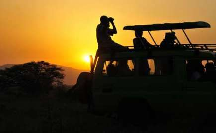 Game drive in Kidepo safari, Uganda fly kidepo safari