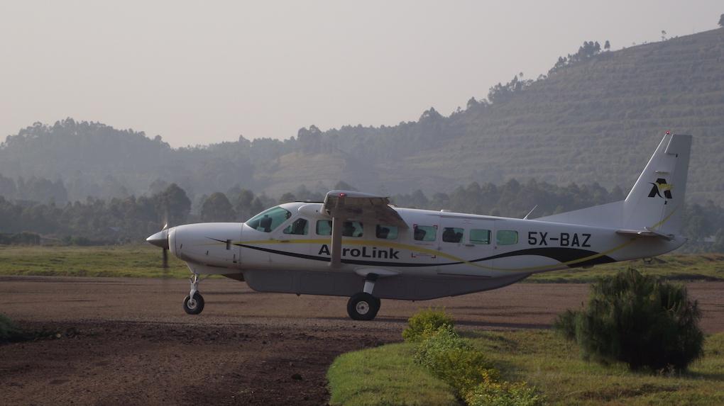 Uganda fly in safaris fly-in tours Flying Uganda Gorilla Trekking Safari - 4 Days gorillas and wildlife safaris