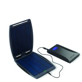PowerTraveller Solargorilla 5V and 20V Solar Portable Charger
