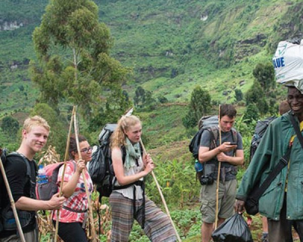 Mt Elgon - The Peak of Mount Elgon - Safari