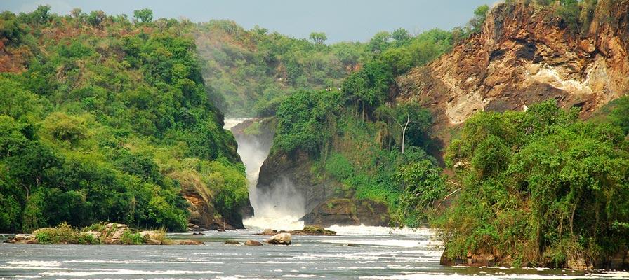 Big 5 Murchison Falls Safari