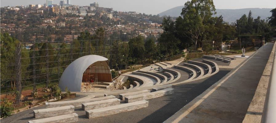 Kigali Genocide Memorial Center, Rwanda