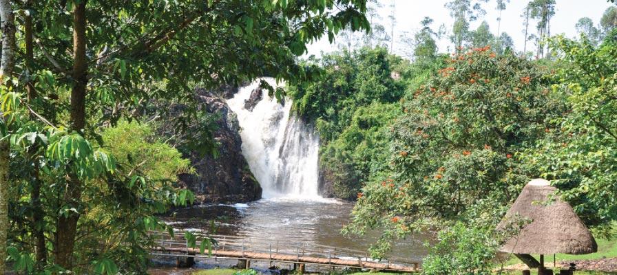 Ssezibwa Water Falls