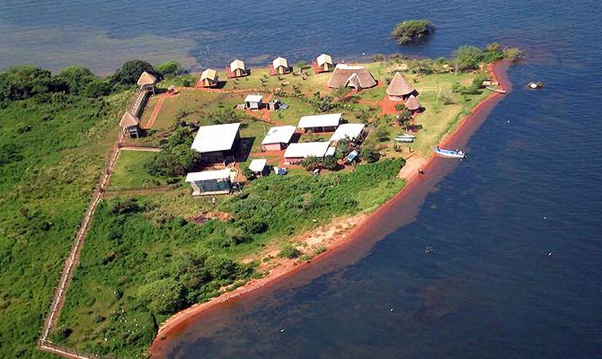 Ngamba Island - Islands in Uganda