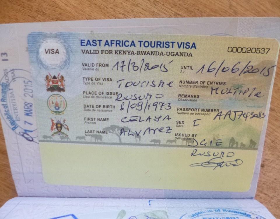 East African Tourist Visa