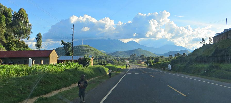 Transfer to Bwindi Impenetrable National Park - Western Uganda Road Drive