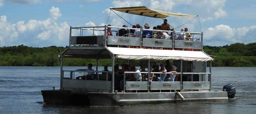 Murchison Falls Boat Safari
