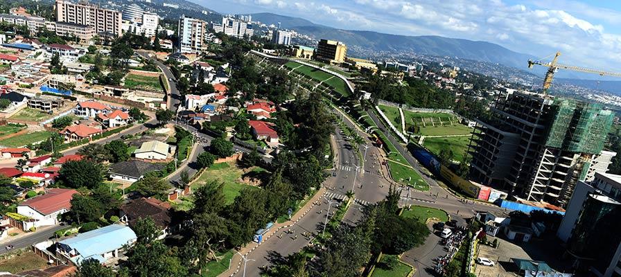 City tour of Kigali