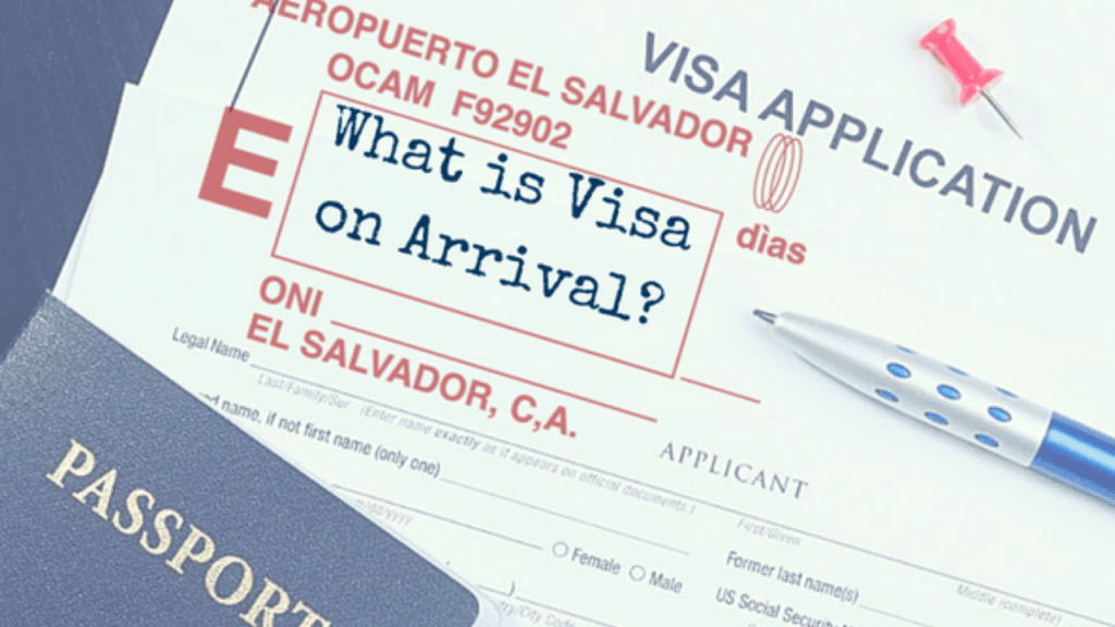 what is visa on arrival