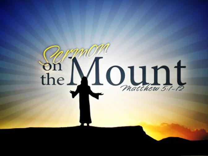 Matthew 5-7 - The Sermon on the Mount