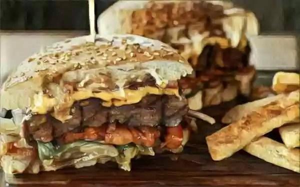 Dünden Bugüne Hamburger