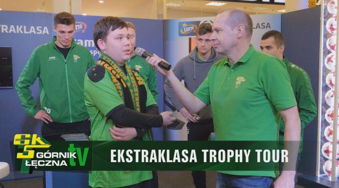 [VIDEO] Ekstraklasa Trophy Tour