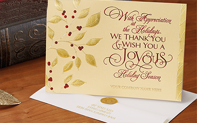 Business Greeting Cards Amp Holiday Cards