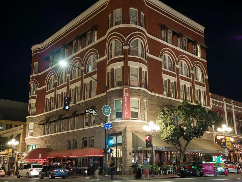 The Keating Hotel Go San Diego