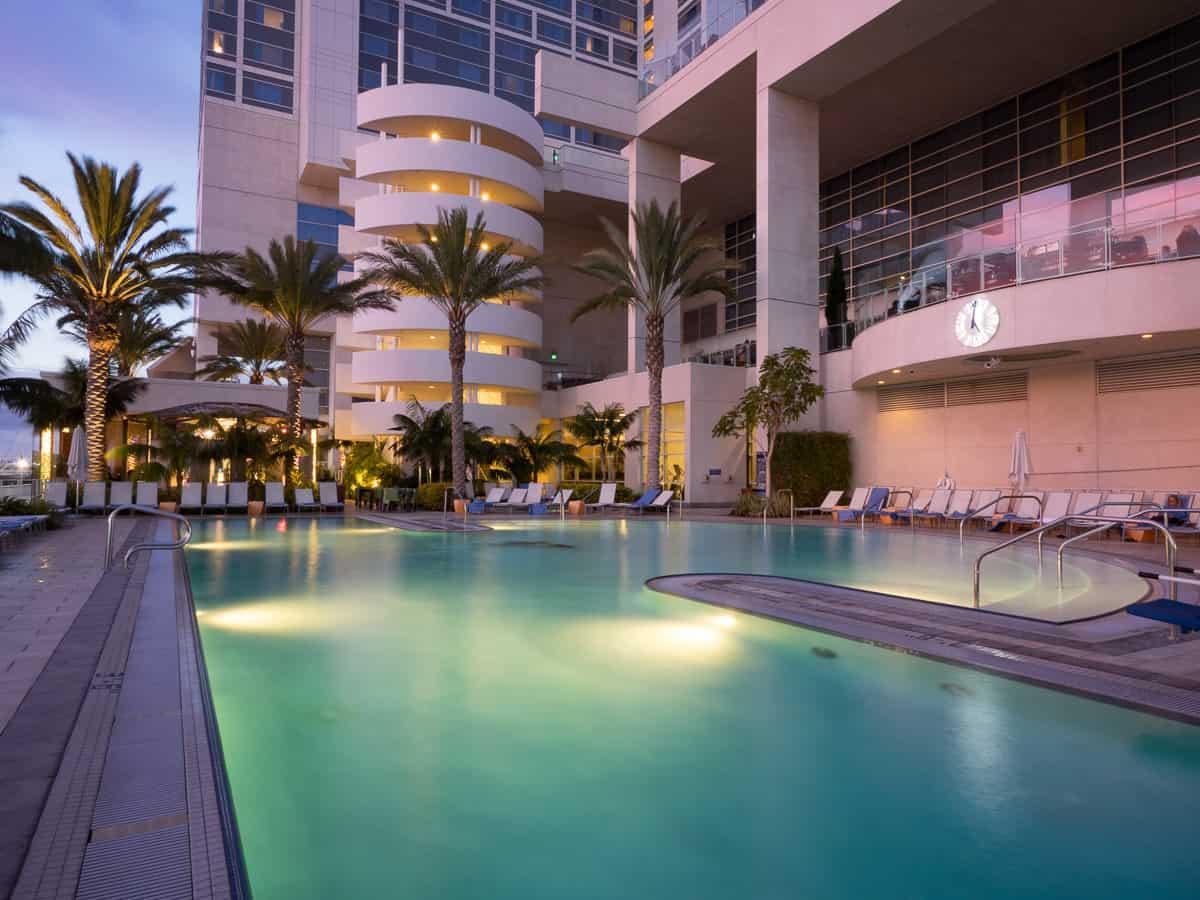 Hilton San Diego Bayfront Go San Diego