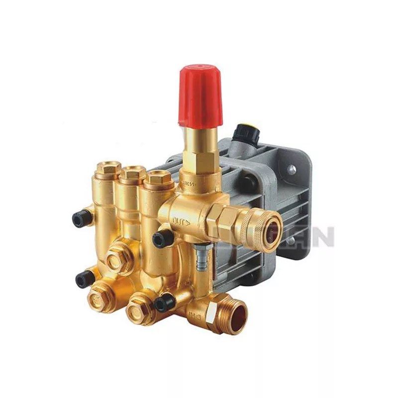 Engine Driven / Electric Bare Pump - 3WZ-2525A