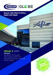 Goscor Globe Issue 2 2016
