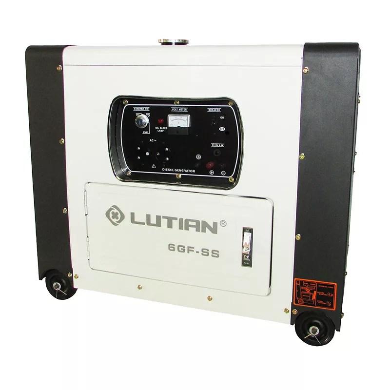 Diesel Generator - LT6GF-SS