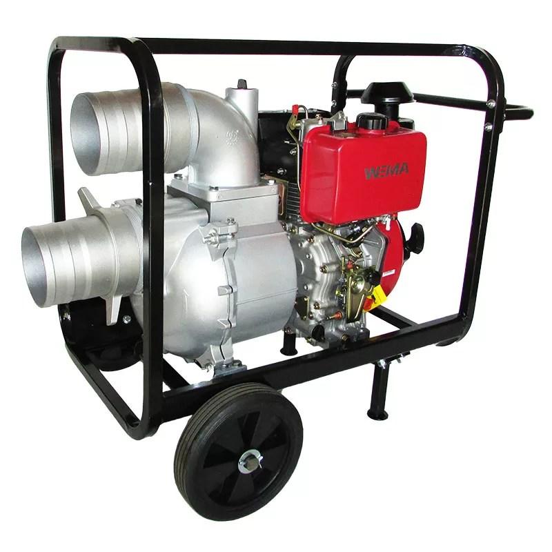 Diesel Water Pump - RT150WM192_TR