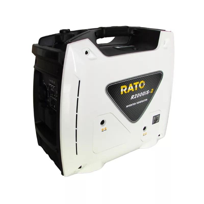 Inverter Generator - R2000IS-2 (2nd Generator Inverter)