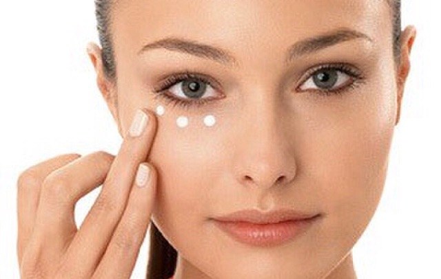 HOW TO APPLY EYE CREAMS & EYE GELS