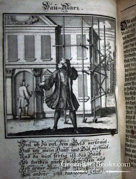 Abraham-à-Sancta-Clara-Johann-Carl-Megerle-Centi-folium-stultorum-in-quarto
