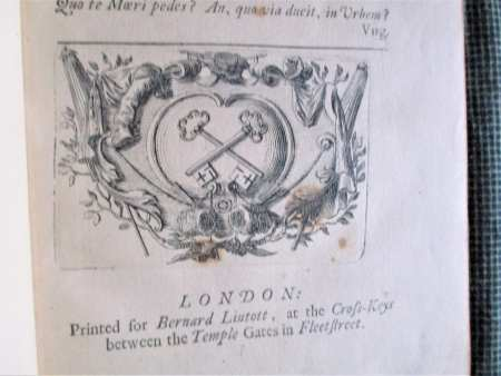The printer's device detail on the title page.