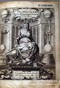 Schott-Gaspar-Technica-Curiosa-1664