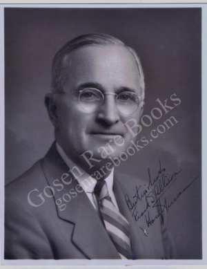 Harry-Truman-Signed-Photograph