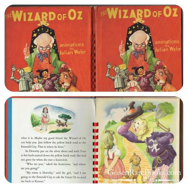 The Wizard of Oz Animated by Julian Wehr