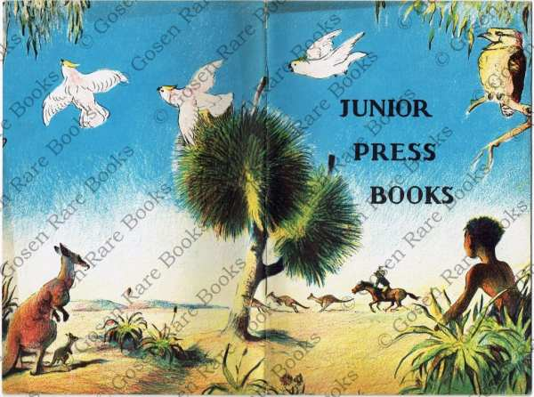 Collection Of Publishers' Catalogs Of Books For Children 1938 – 1944