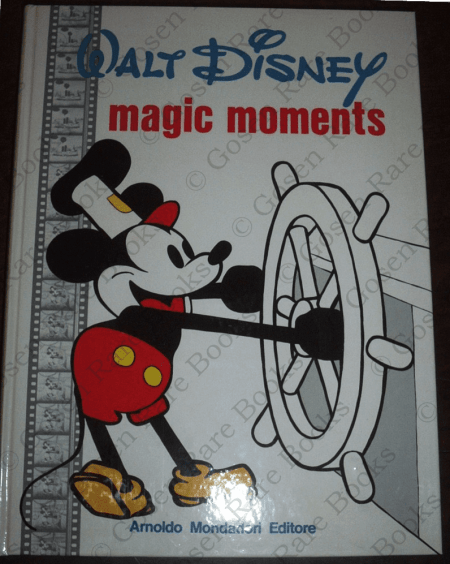 Walt Disney's Magic Moments