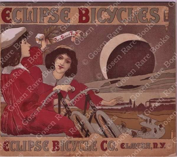 Eclipse Bicycles Catalogue 1897