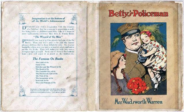 Betty's Policeman |Wadsworth