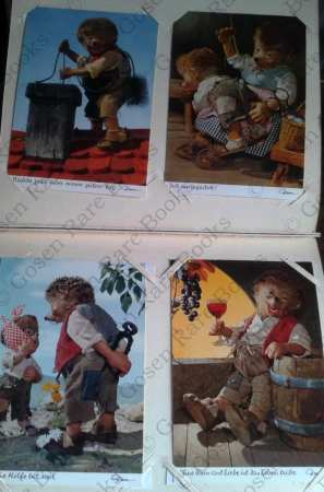 MECKI | A Collection of 65 Gunkel Verlag Postcards