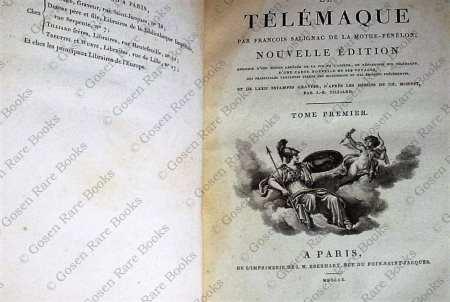 Fénélon Les Aventures de Télémaque