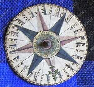 Magnetic Navigational Compass from Iver Jensen Borger