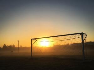 dashed soccer