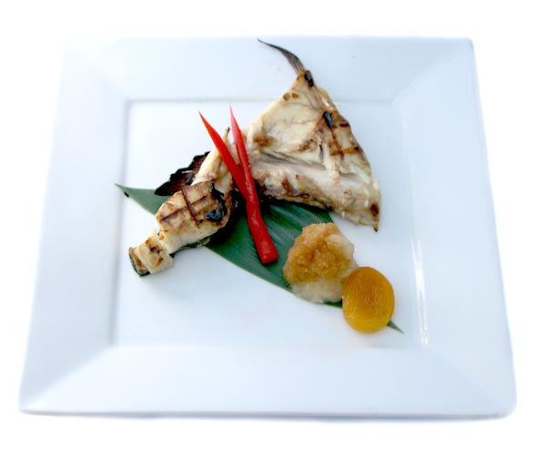 Yakizakana -Broiled Fish-
