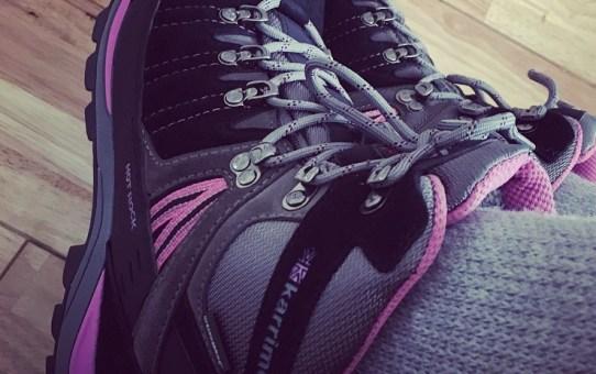 Karrimor Hotrock walking boots