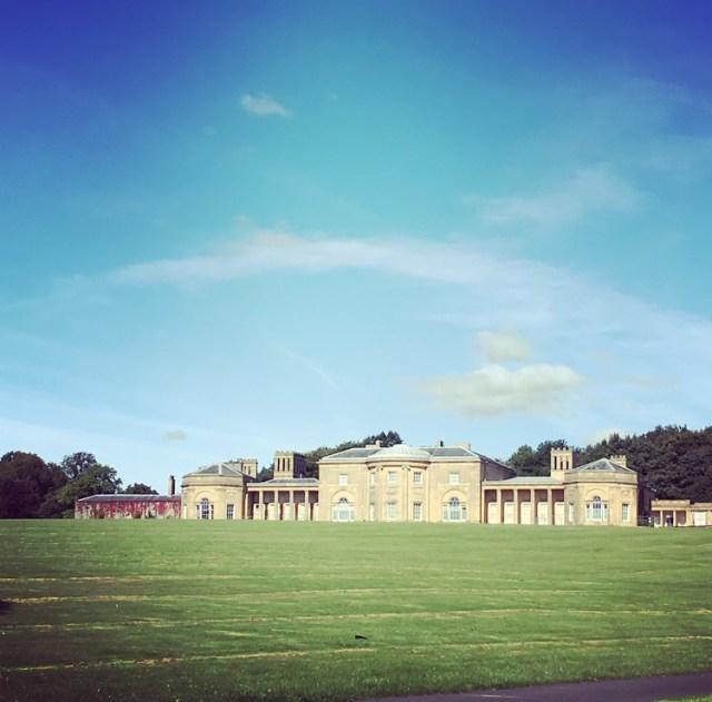 Heaton Park Heaton Hall