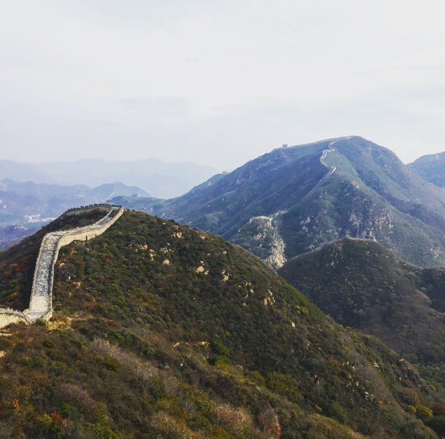 Badaling Section The View