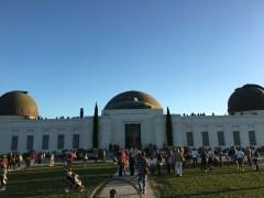 Griffith Observatory daylight