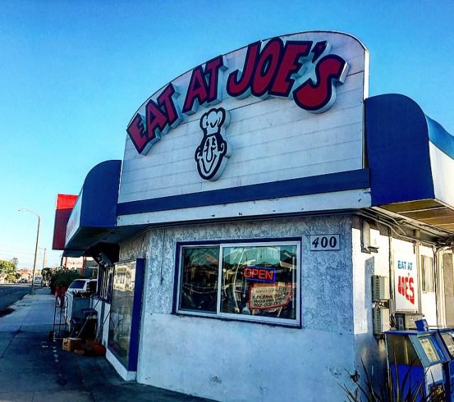 Eat at Joe's diner