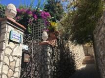 Capri - from Marina Grande to Piazzetta