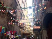 Naples - Quartieri Spagnoli - gallery