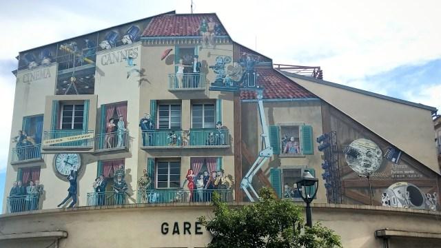 Cannes - Les Murs Peints