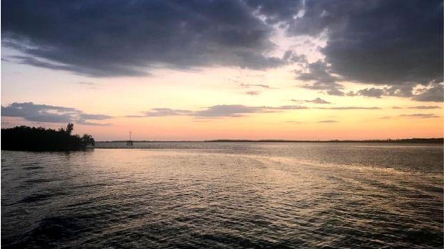 Caloosahatchee River Sunset